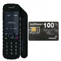 השכרת טלפון לוויני IsatPhone 2 + חבילת שיחות 100U לשבוע