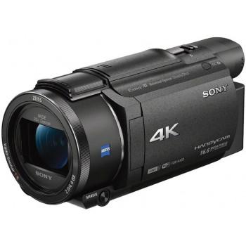 השכרת מצלמה וידאו סוני AX53 4K