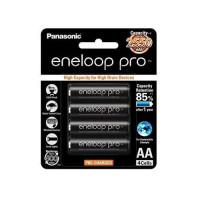 סוללות נטענות לשימוש מקצועי Panasonic Eneloop Pro 2450mAh AA