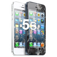החלפת מסך לאייפון 5S | תיקון אייפון
