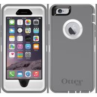 כיסוי לאייפון 6 אוטרבוקס דיפנדר אפור