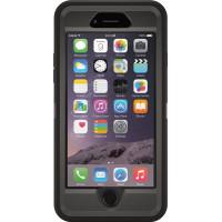 כיסוי לאייפון 6 אוטרבוקס דיפנדר שחור