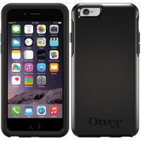 כיסוי לאייפון 6 OtterBox Symmetry שחור