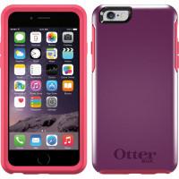 כיסוי לאייפון 6 OtterBox Symmetry סגול