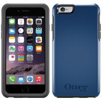 כיסוי לאייפון 6 OtterBox Symmetry כחול