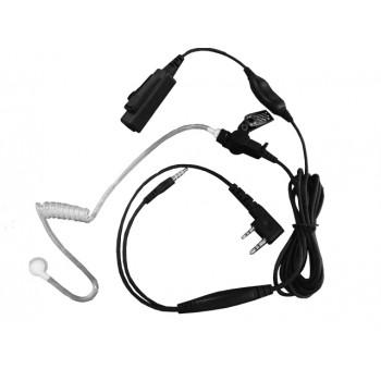 אוזניות אקוסטיות למכשיר קשר