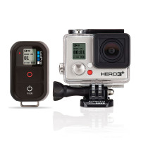 השכרת מצלמת GoPro Hero 3 Plus Black