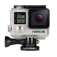 השכרת מצלמת גופרו GoPro Hero 4 Black
