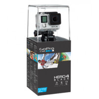 GoPro Hero 4 Black Adventure Kit