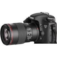 השכרת מצלמת   Canon EOS  7D +100 mm Macro 2.8L