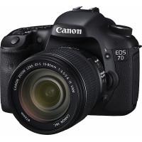 השכרת מצלמה קנון Canon EOS  7D