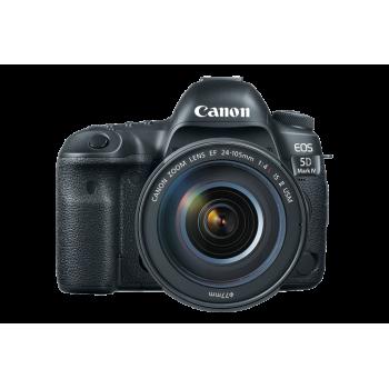 השכרת מצלמה Canon 5d mark iv