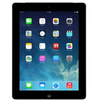 iPad with Retina  Wi-Fi 16GB BLACK