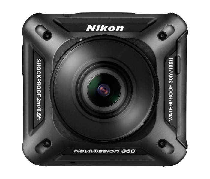 השכרת מצלמת ניקון 360